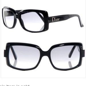 Dior 60's style sunglasses. In good condition